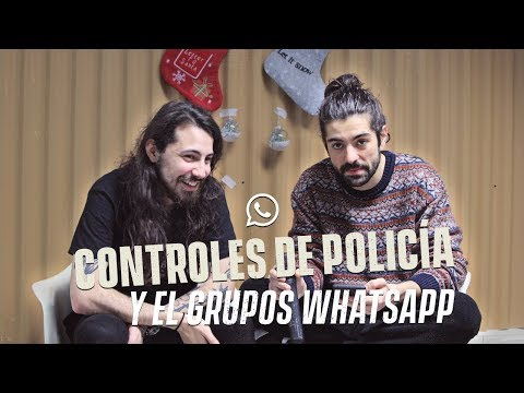 CONTROLES DE POLICÍA y el grupo de Jaén