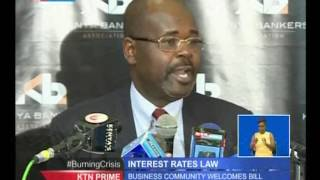 Kenyans React To Interest Rates Cap
