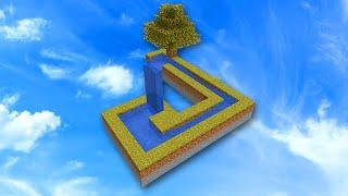 Optical Illusions In Minecraft