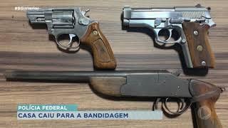 Polícia Federal cumpre mandados da Operação 'Tempestade' em Tietê