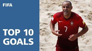 Video TOP 10 GOALS: FIFA Beach Soccer World Cup Portugal 2015 MP3, 3GP, MP4, WEBM, AVI, FLV Oktober 2017