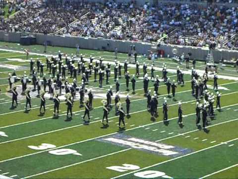 University of Akron Marching Band