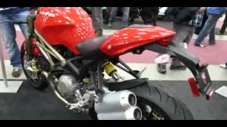 5. 2013 Ducati Monster 1100 EVO