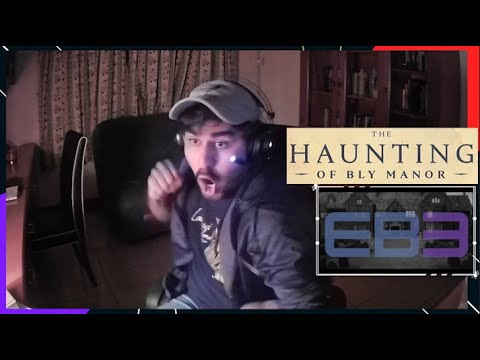 """The Haunting of Bly Manor Ep. 8 REACTION """"The Romance of Certain of Clothes""""   Scare of the Season!!"""