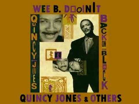 Quincy Jones Interview, Part I
