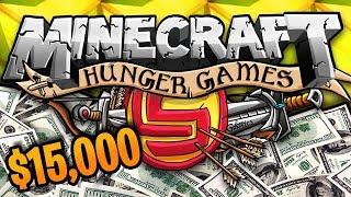 Minecraft: $15,000 Hunger Games Tournament by CaptainSparklez