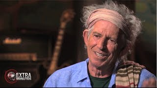 EXTENDED INTERVIEW | Keith Richards - The Rolling Stones