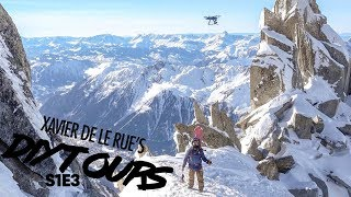 Xavier De Le Rue's DIY Tour: Conquering the Chevalier Couloir | Ep 3 by Red Bull