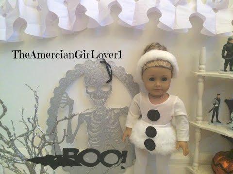 American Girl Doll Halloween Costumes to Make How to Make American Girl Doll