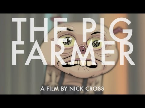 The Pig Farmer by Nick Cross