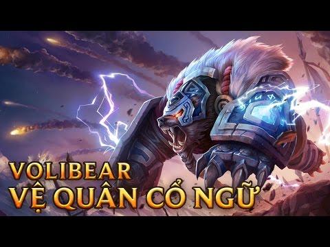 Volibear Vệ Quân Cổ Ngữ - Runeguard Volibear