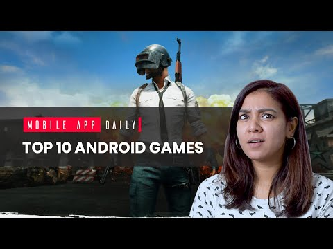 Top 10 Android Gaming Apps | MobileAppDaily