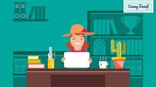 Canny Travel Animation - YouTube