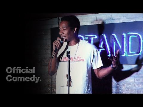 Law & Order - Simeon Goodson - Official Comedy Stand Up