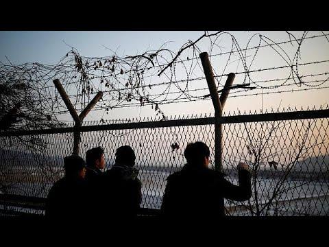 Δεύτερος λιποτάκτης από τη Β¨όρεια προς τη Νότια Κορέα σε ενάμιση μήνα…