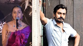 Shraddha Kapoor's REACT On Nawazuddin Siddiqui's Insult On Dark Skin Colour Racism In Bollywood.Click NOW  For the spiciest gossip updates :-http://goo.gl/vHrhfIts For Free !!!!