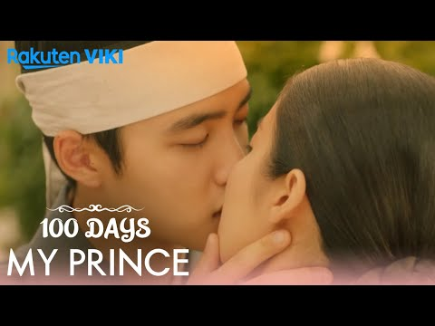 100 Days My Prince - EP10 | Sweet Kiss