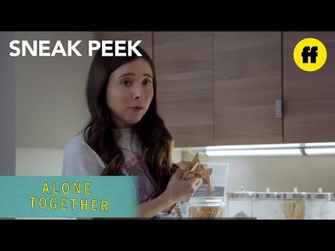 Alone Together | Season 1, Episode 3 Sneak Peek: Can Google Freeze Esther's Eggs? | Freeform