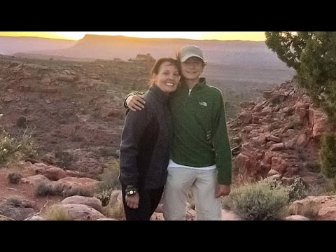 Final Images May Show Boot-Maker Merrell's Wife and Stepgrandson at Grand Canyon (видео)