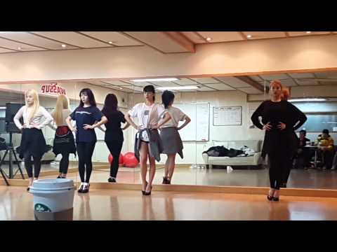 [k-pop] 타히티 인트로 안무 연습 영상 공개