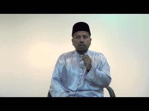 Ustaz Zahazan – Menundukkan Pandangan – 22Mac2013 – part 1