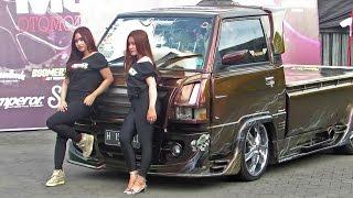 Video Pick Up Kinclong, yang Ngedeketin Juga yg Kinclong2 (Kontes Modifikasi Mobil pick up indonesia ) MP3, 3GP, MP4, WEBM, AVI, FLV Mei 2018