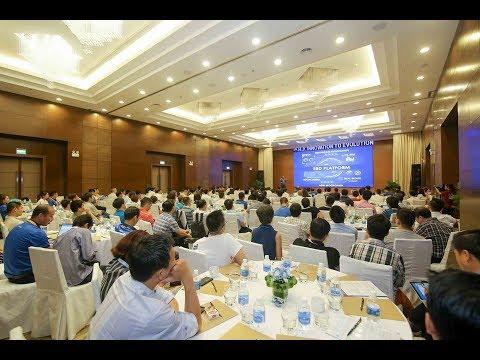 [SBD DAY 2018] Toàn cảnh triễn lãm công nghệ & Hội nghị