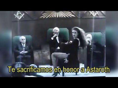 Grabación Filtrada de un Ritual ILLUMINATI (VIDEO REAL)