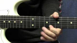 3 Note Solo Lesson - How To Play A Blues Solo