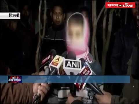 A 27-year-old brother raped his 8-month-old cousin sister in Delhi