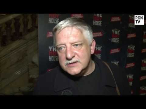 Simon Russell Beale - Simon Russell Beale Interview - The Hothouse Opening Night.