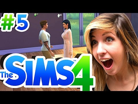 The Sims 4: MULTIPLAYER SPECIAL GUESTS - Part 5