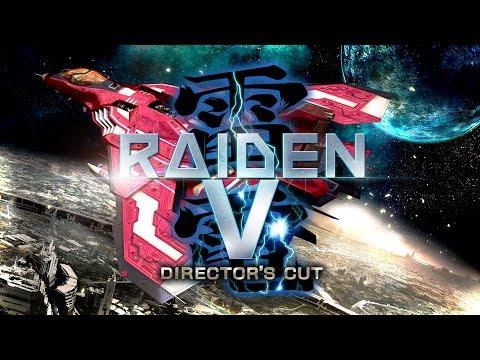 Raiden V: Director's Cut #1