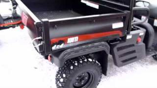 4. New Kioti Diesel Side by side UTV