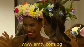 Here's a snippet from Point of View With Tania Nugent, where Izabell took to the Miss World Supermodel-Papua New Guinea 2017 at the Lamana Gold Club in ...