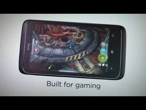 Youtube Video HTC 7 Trophy Vodafone Ware in black