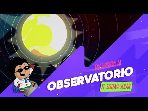 Zamba – Excursión al Observatorio: el sistema solar
