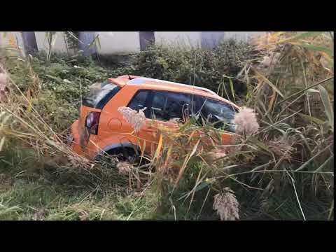 Wideo: Wypadek w Krzeczynie Wielkim