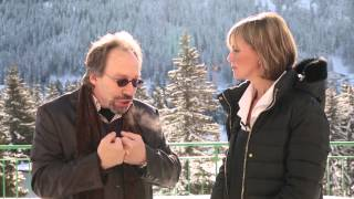 WEF Davos 2015 Hub Culture Interview with Lawrence Krauss
