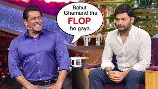 Video Salman Khan ने  Kapil Sharma के Show बंद होने का ऐसा मजाक उड़ाया जिसे सुनकर आप हैरान हो जाएंगे MP3, 3GP, MP4, WEBM, AVI, FLV September 2018