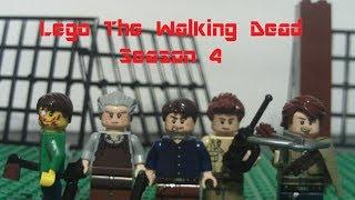 Lego The Walking Dead Season 4 Episode 11 - A Larger World