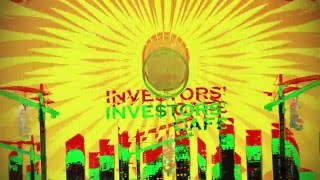 Investors Cafe  coming soon on Ebs!