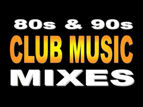 80s & 90s Club Music Mixes - (DJ Paul S)