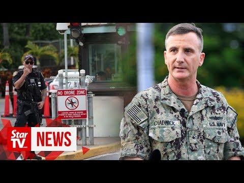 Video - Σκότωσε δύο μέσα σε αμερικανική βάση και αυτοκτόνησε!