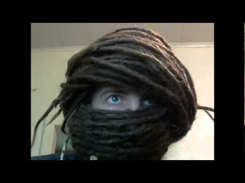 Ninja Dreadlocks