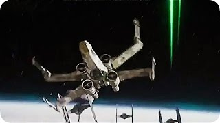 STAR WARS: ROGUE ONE Trailer China (2016) New Footage by New Trailers Buzz