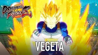 Trailer Vegeta