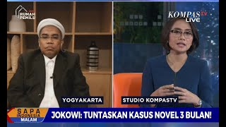 Video Dialog – Jokowi Beri 3 Bulan untuk Tuntaskan Kasus Novel (1) MP3, 3GP, MP4, WEBM, AVI, FLV Juli 2019