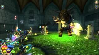 Wizard101 Darkmoor Full Dungeon with Blaze Blue and Alex ...