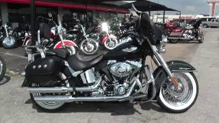 4. 010561 - 2011 Harley Davidson Softail Deluxe FLSTN - Used motorcycles for sale